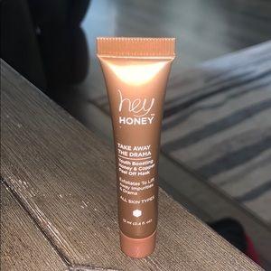 3/$15 Hey Honey honey & copper peel off mask